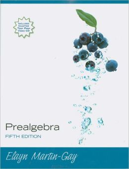 Prealgebra [With CDROMWith Access Code]