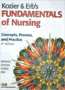 Kozier and Erbs Fundamentals of Nursing - With DVD-Package