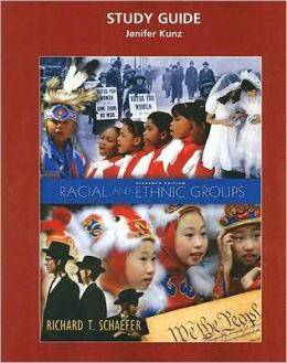 Study Guide: Racial and Ethnic Groups