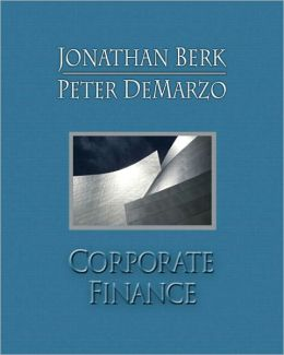 Corporate Finance & MyFinanceLab with Pearson eText Student Access Code Card Package