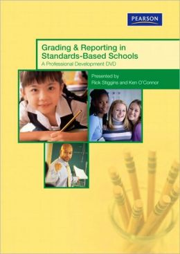 Grading & Reporting in Standards-Based Schools Standalone DVD
