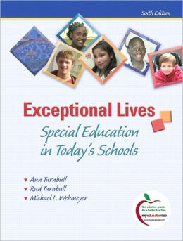 Exceptional Lives: Special Education in Today's Schools, Student Value Edition