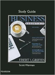 Study Guide for Business Essentials