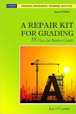 Repair Kit for Grading, 10 Pack