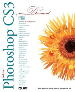 Adobe Photoshop CS3 On Demand