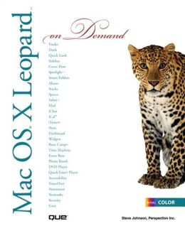 Mac OS X Leopard On Demand