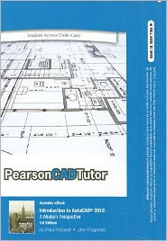 CADTutor - Access Card - for Introduction to AutoCAD 2012: A Modern Perspective