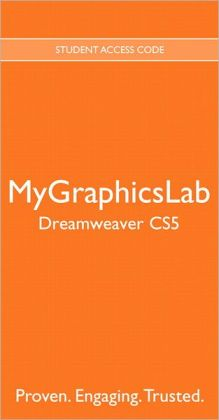 MyGraphicsLab -- Standalone Access Card -- for Adobe Dreamweaver CS5