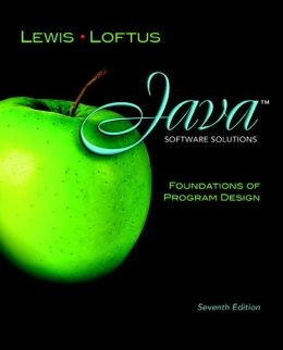 Java Software Solutions: Foundations of Program Design plus MyProgrammingLab with Pearson eText -- Access Card