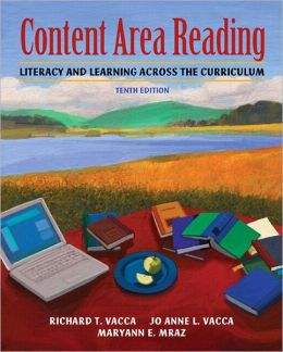 Content Area Reading: Literacy and Learning Across the Curriculum, Student Value Edition
