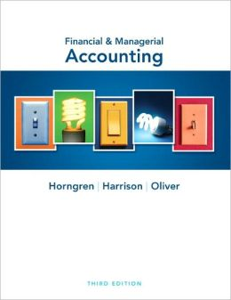 Financial & Managerial Accounting and MyAccountingLab with Pearson eText Student Access Code Card Package