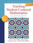 Book Cover Image. Title: Teaching Student-Centered Mathematics:  Developmentally Appropriate Instruction for Grades 3-5 (Volume II), Author: John Van de Walle