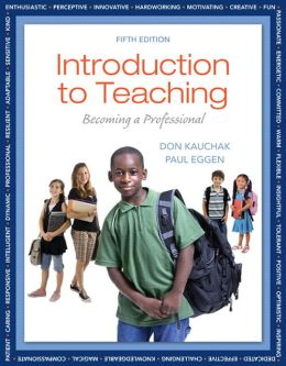 Introduction to Teaching: Becoming a Professional