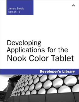 Developing Applications for the NOOK Color Tablet