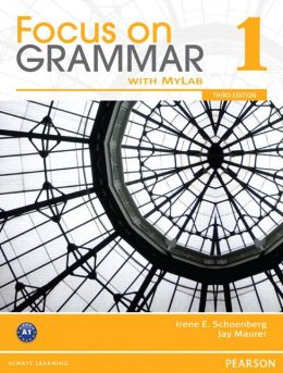 Focus On Grammar 1 With My English Lab