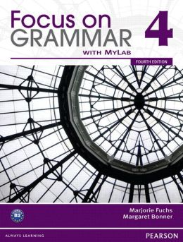 Focus on Grammar 4 Student Book with MyEnglishLab and Workbook Pack