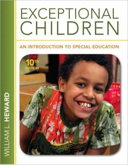 Exceptional Children: An Introduction to Special Education Plus MyEducationLab with Pearson eText -- Access Card Package