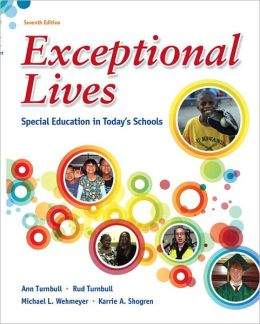 Exceptional Lives: Special Education in Today's Schools Plus MyEducationLab with Pearson eText -- Access Card Package