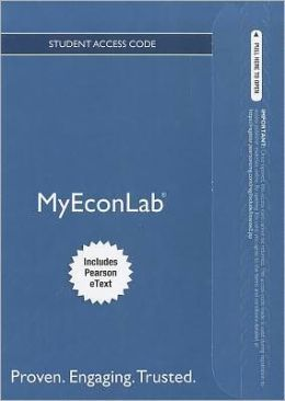 NEW MyEconLab with Pearson eText -- Standalone Access Card -- for Economics Today: The Micro View