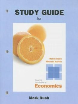 Study Guide for Essential Foundations of Economics
