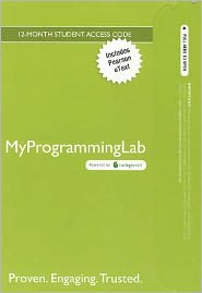 MyProgrammingLab with Pearson eText -- Access Card -- for Java How to Program (early objects)