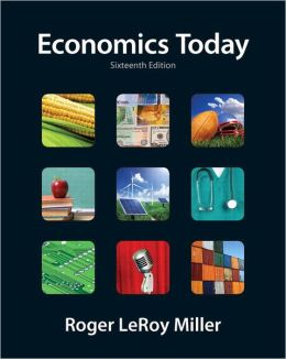 Economics Today plus NEW MyEconLab with Pearson eText Access Card (2-semester access)