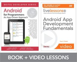 Android App Development Fundamentals LiveLessons Bundle