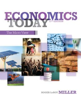 Economics Today: The Micro View
