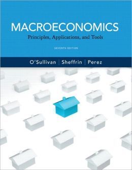 Macroeconomics: Principles, Applications and Tools plus NEW MyEconLab with Pearson eText Access Card (1-semester access)