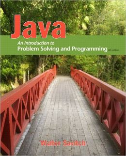 Java: An Introduction to Problem Solving and Programming & MyProgrammingLab with Pearson eText