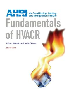 Fundamentals of HVACR Plus NEW MyHVACLab with Pearson eText