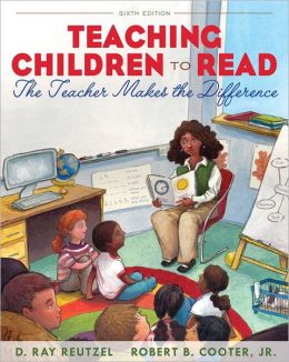 Teaching Children to Read: The Teacher Makes the Difference Plus MyEducationLab with Pearson eText -- Access Card Package