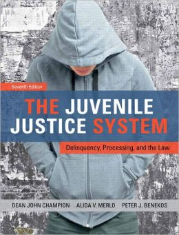 The Juvenile Justice System: Delinquency, Processing, and the Law Plus MyCrimeKit