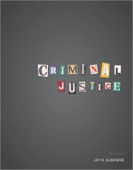 Criminal Justice Plus NEW MyCJLab with Pearson eText
