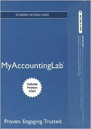 NEW MyAccountingLab with Pearson eText -- Standalone Access Card -- for Financial Accounting