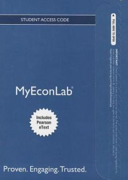NEW MyEconLab with Pearson eText -- Access Card -- for Principles of Microeconomics