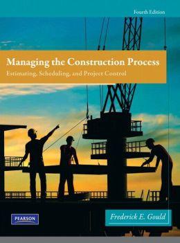 Managing the Construction Process Plus MyConstructionKit