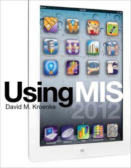 Using MIS, 5/e