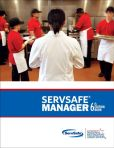 Book Cover Image. Title: ServSafe Manager Book with Answer Sheet, Author: National Restaurant Association