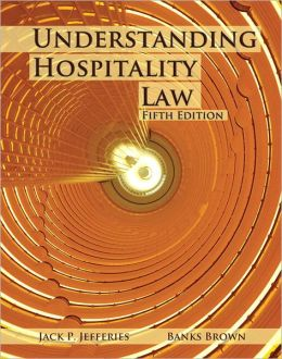 Understanding Hospitality Law (AHLEI)