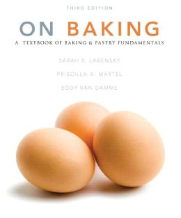On Baking Plus 2012 MyCulinaryLab with Pearson eText