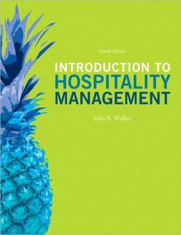 Introduction to Hospitality Management Plus 2012 MyHospitalityLab with Pearson eText