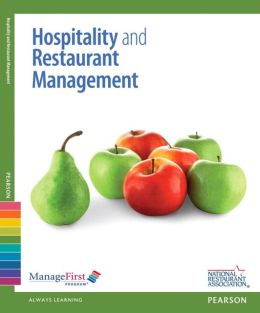 Hospitality & Restaurant Management with Answer Sheet and Exam Prep -- Access Card Package