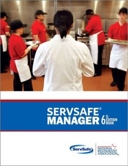 ServSafe Manager Book with Answer Sheet Plus MyServSafeLab with Pearson eText