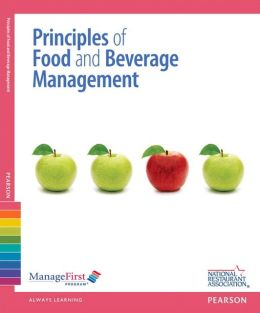 Principles of Food and Beverage Management with Online Testing Voucher and Exam Prep -- Access Card Package