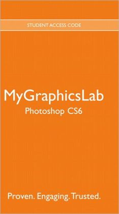 MyGraphicsLab -- Standalone Access Card -- for Adobe Photoshop CS6