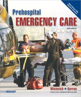 Prehospital Emergency Care Plus NEW MyBradyLab with Pearson eText