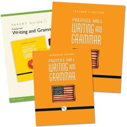 Prentice Hall: Writing and Grammar - 11th Grade Homeschool Bundle