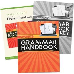 Prentice Hall Grammar Handbook - 11th Grade Homeschool Bundle