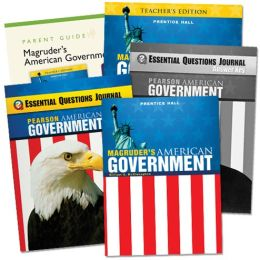 Magruder's American Government - Homeschool Bundle